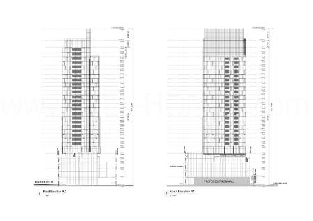 90 Eglinton Avenue with 247 residential units